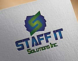 #39 for Design a Logo  for staffIT Solutions Inc. by lipon1617