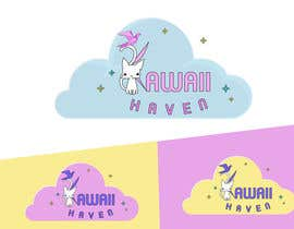 #44 for Design a Logo for Kawaii Haven by AVALONcreativos