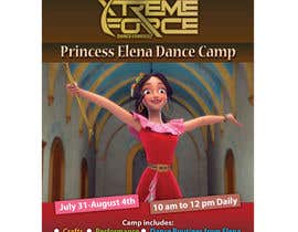 #3 for Dance Camp Flier by jrayhan