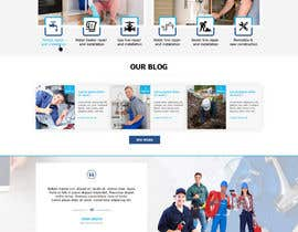 #18 for Design a Website Mockup for Plumbing Company by bddesign9