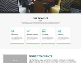 #4 for Design a Website Mockup for Certified Email Service by graphicgallery