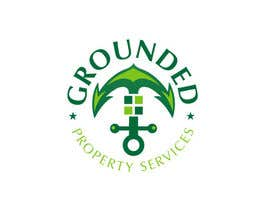 "#31 for Design a Logo for ""Grounded Property Services"" by jaywdesign"