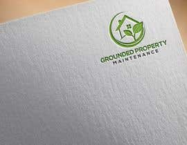 "#96 for Design a Logo for ""Grounded Property Services"" by geniusrima14"