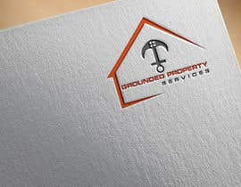"#22 for Design a Logo for ""Grounded Property Services"" by RupokMajumder"