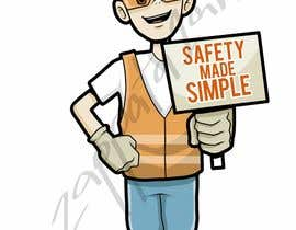 #12 for Interactive Safety Charactor by zappata1arts