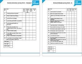 #2 for Survey Form Design by luxdesigner