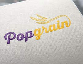 #10 for Design a Logo for POPGRAIN by nickriley