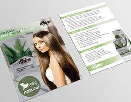 #20 for Design a Flyer of hair care advertising by sharmincm