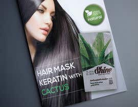 #31 for Design a Flyer of hair care advertising by sharmincm