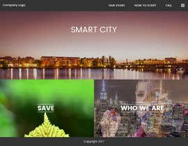#49 for Start page for web page - find pictures for Smart City by shakilaiub10