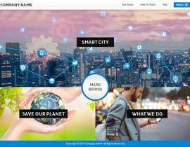 #36 for Start page for web page - find pictures for Smart City by davidnalson