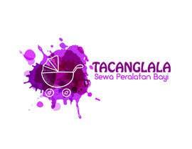 #2 for Design a Logo for Tacanglala Baby Equipment Rental by BojkoPsivi