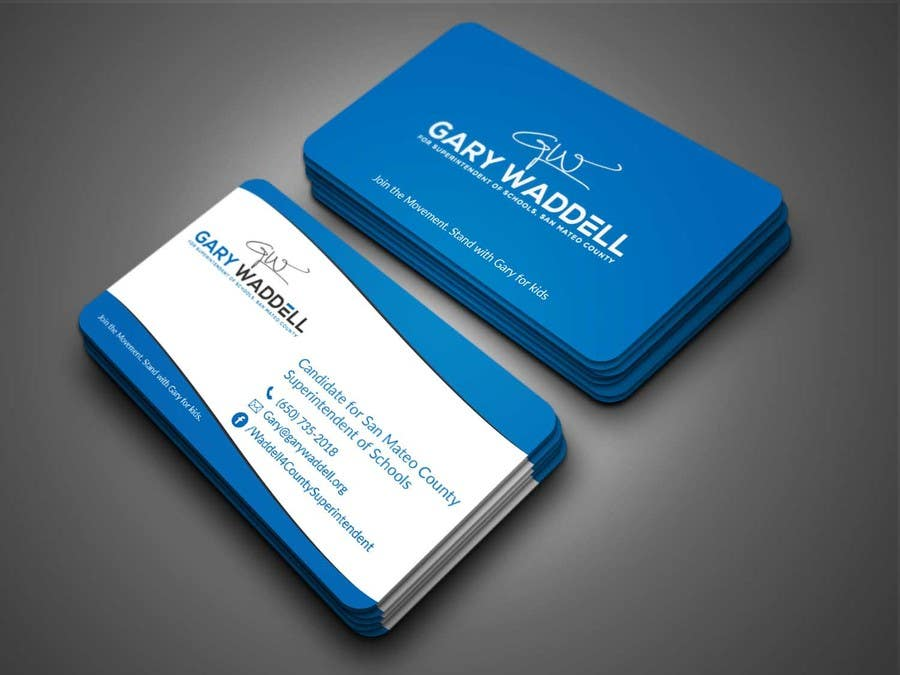 Entry #10 by sanjoypl15 for Contemporary Business Card Design for ...