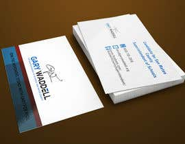 #54 for Contemporary Business Card Design for Local Campaign by Rabbani509