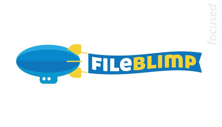 Конкурсная заявка №40 для Logo Design for fileblimp