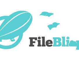 pxleight tarafından Logo Design for fileblimp için no 16