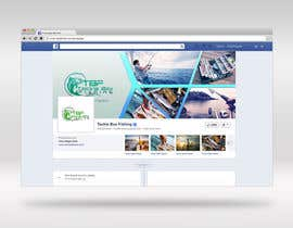 #86 for Design a Facebook Banner For A Fishing Shop by Mmado