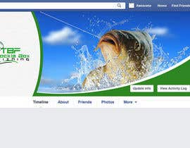 #56 for Design a Facebook Banner For A Fishing Shop by yeadul