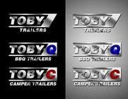 Graphic Design Конкурсная работа №215 для Logo Design for Toby Trailers
