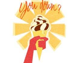 #12 for Ice cream Swirl Logo Design by ConstanceAnge