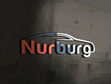 "#172 for Logo design for a high- end automotive detailing company called ""Nürburg Detailing"" by ekanshnigam"