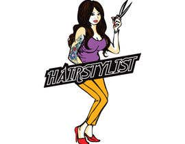 #28 pentru Graphic Design for Hair Stylist de către Mazdak78