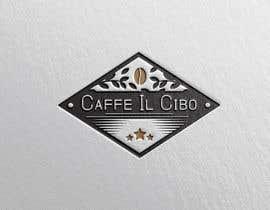 #67 for Caffe Il Cibo -  logo design by EdesignMK