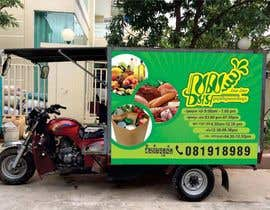 #8 for I need a design for advertisement on delivery vehicle by yadavsushil