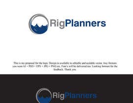 #10 for Oil rig logo by bpsodorov