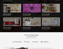 #10 for Design a Website Mockup for Kitchen Business by webmastersud