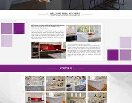 #27 for Design a Website Mockup for Kitchen Business by Oskars89
