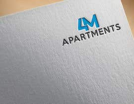 #82 for Design a Logo for 4M Apartments by jahidshuvo35