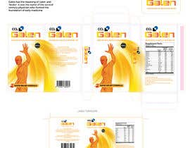 #44 for Label and Carton Design for Over the Counter Drug by sanjaynirmal69