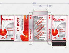 #11 for Label and Carton Design for Over the Counter Drug by pbobek