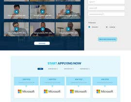 #98 for Design an awesome Website Mockup! by SamiraSarwar