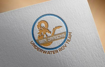 "#39 for Design a Logo for underwater ROV team called the ""Sea Dragons"" by designcr"