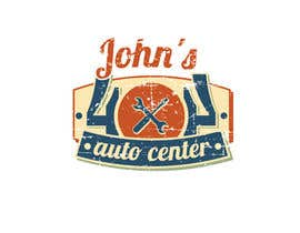 #16 for Logo Design for John's 4x4 Auto Center by Seo07man