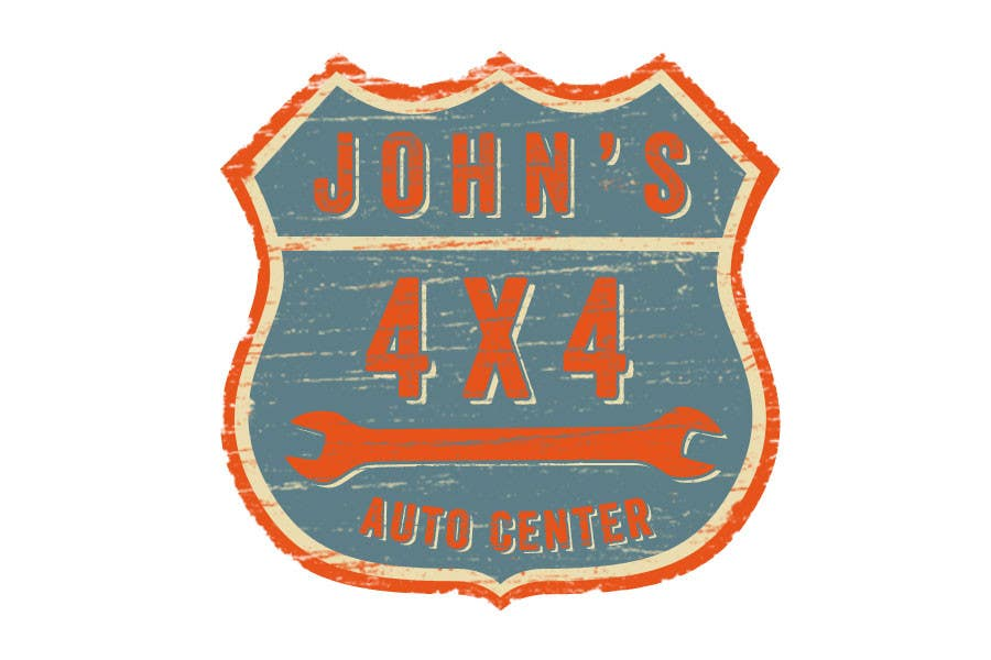 Inscrição nº 34 do Concurso para Logo Design for John's 4x4 Auto Center