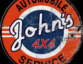 #37 для Logo Design for John's 4x4 Auto Center от PCRepairamedics