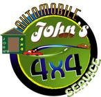 Graphic Design Inscrição do Concurso Nº51 para Logo Design for John's 4x4 Auto Center