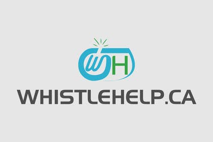 #78 for WHISTLEHELP.CA Logo Competition by LEDP0003