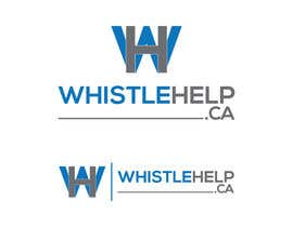 #76 for WHISTLEHELP.CA Logo Competition by design4win