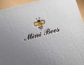 #73 for Design a Logo - The Hardworking Bee by onnession