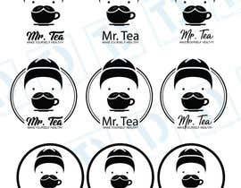 "#53 for ""Mr. Tea"" tea shop logo design by AnthonySayHey"