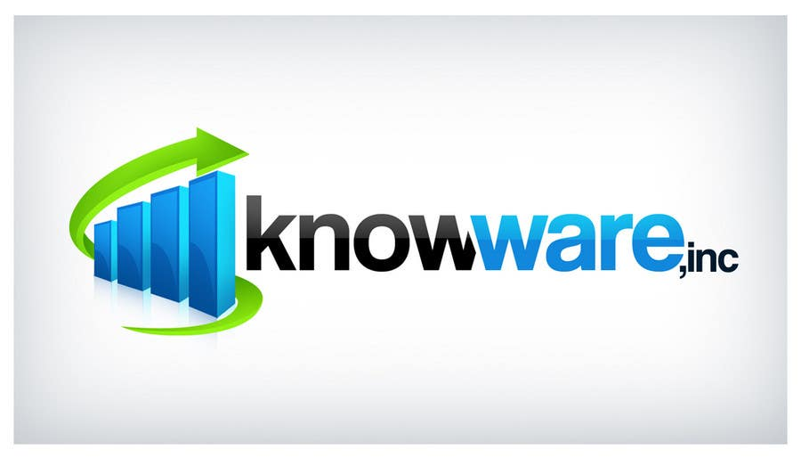 Participación en el concurso Nro.387 para Logo Design for KnowWare, Inc.