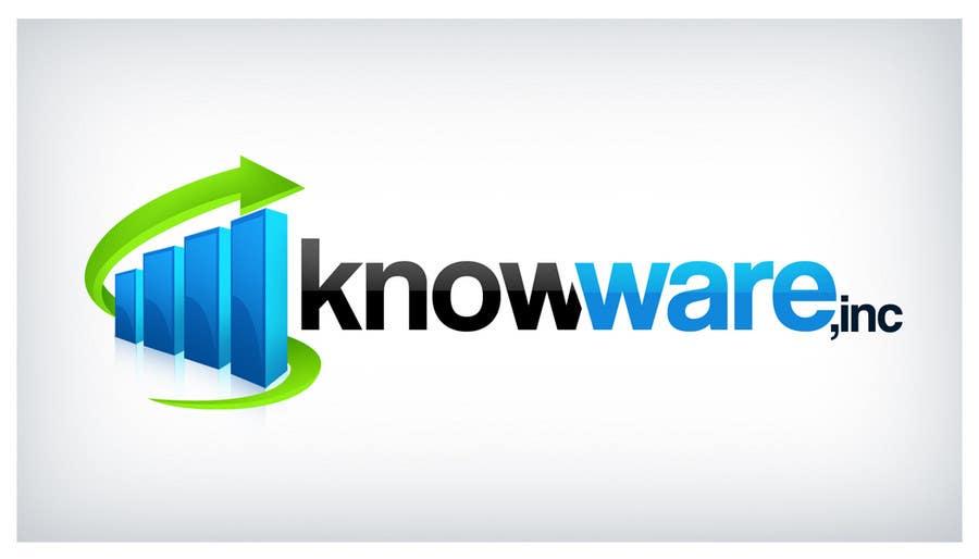 Inscrição nº                                         387                                      do Concurso para                                         Logo Design for KnowWare, Inc.