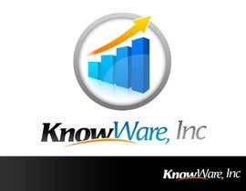 nº 399 pour Logo Design for KnowWare, Inc. par ronakmorbia