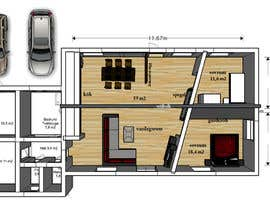 #2 for Update floor plan in existing family home by beniaminsas