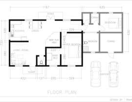 #20 para Update floor plan in existing family home por Rinarto