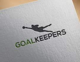 #16 for Design Goalkeeper Homepage Logo by LEDP0014